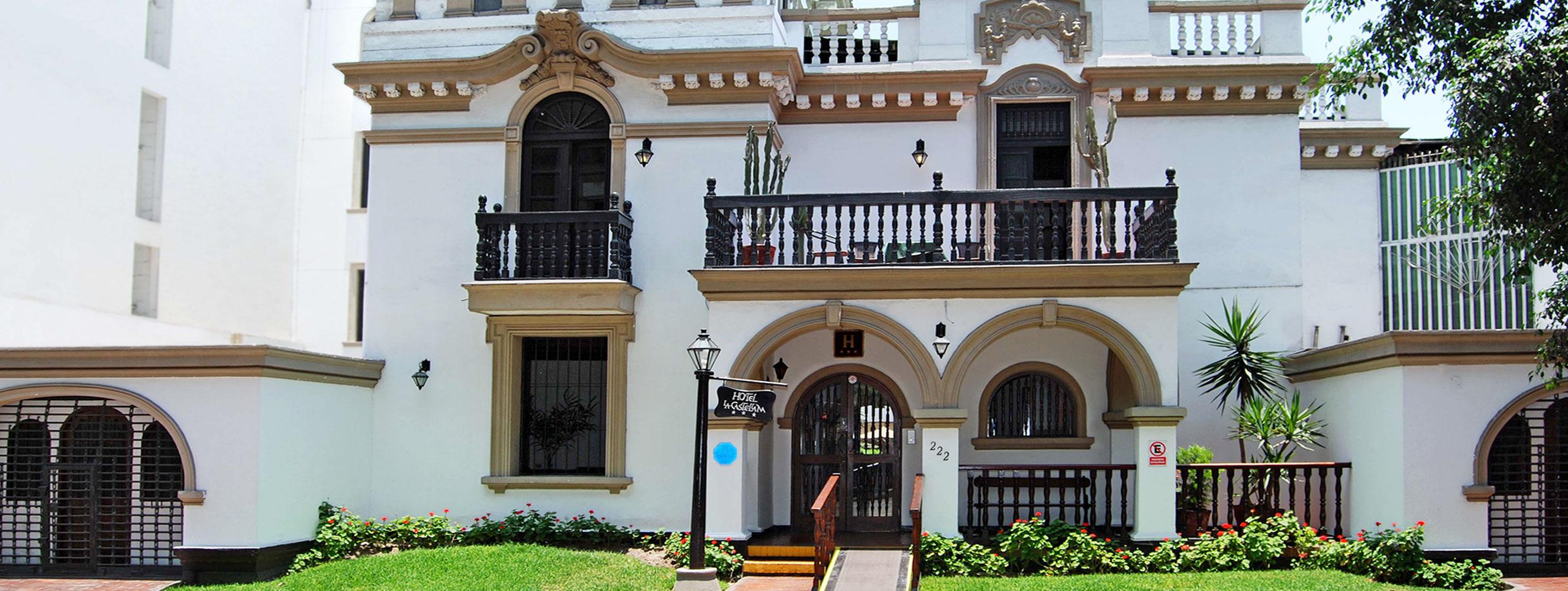 La Castellana Hotel