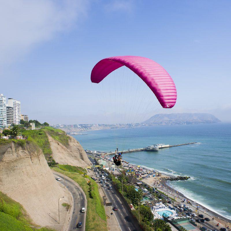 Explora La Costa Verde y sus playas