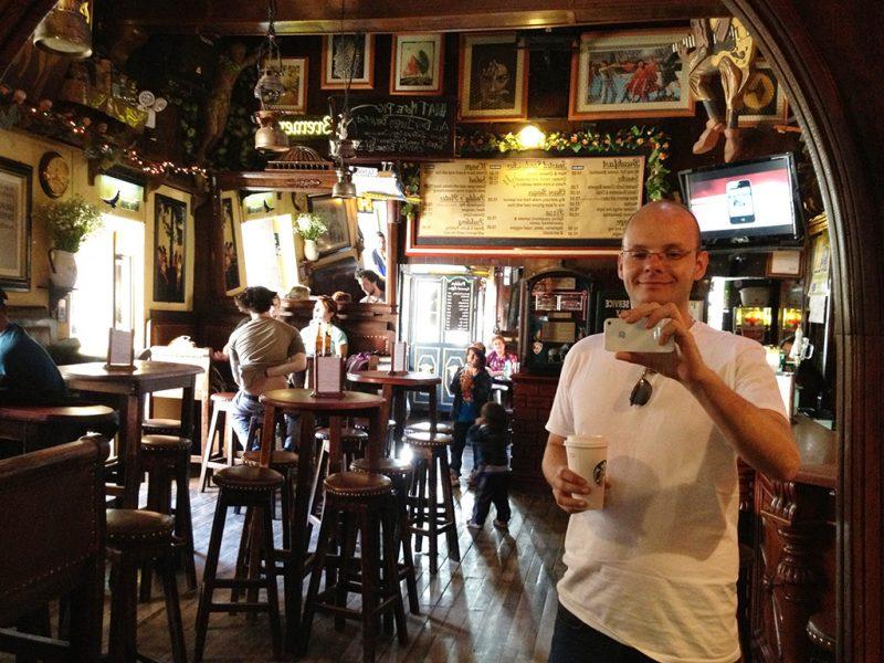 Irish pub «PADDY'S»